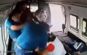 Realizan «meme» musical a ladrón que fue golpeado por pasajeros de una combi  en el Edomex   MÁSNOTICIAS