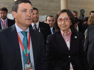 """Ver vídeo  'Aguilar: España ya ha pedido ayuda a la UE para paliar las """"cuantiosas"""" pérdidas por los pepinos'"""