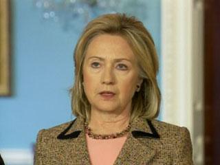 Ver vídeo 'Hilary Clinton pide al Gobierno egipcio que permita las protestas pacíficas'
