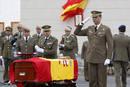 Ir a Fotogaleria Funeral por los militares fallecidos en Afganistán
