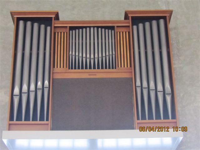 Concert in de Nieuwe Kerk