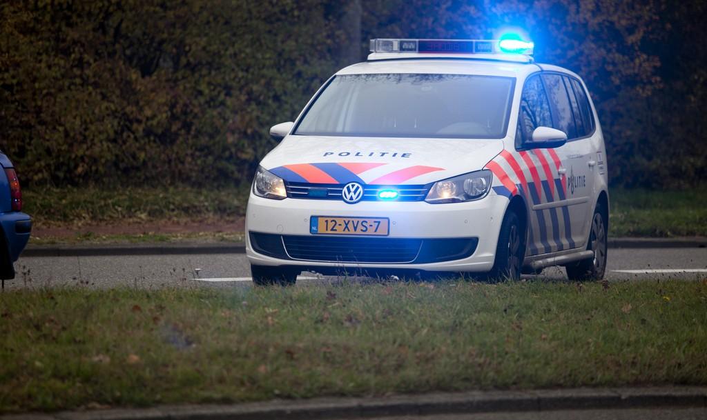 Waterloolaan Driehuis dicht na zwaar ongeval