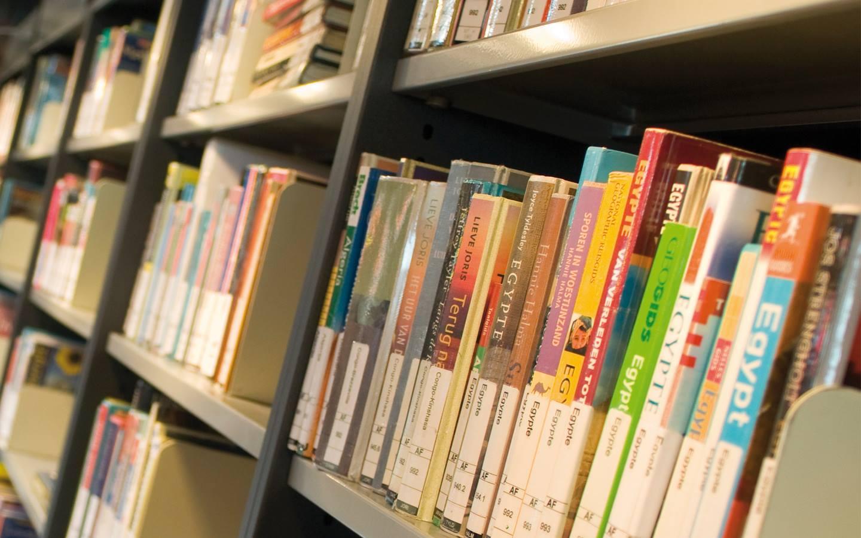 Openingstijden bibliotheek in de zomer