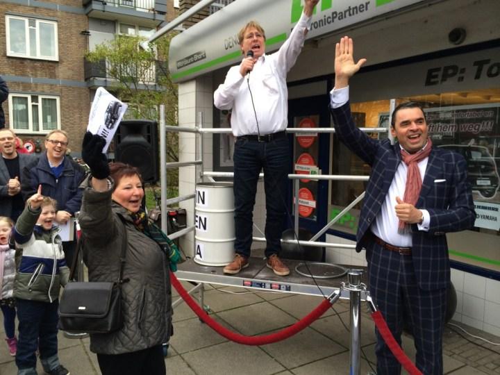 Hoofddorpse wint auto in IJmuiden