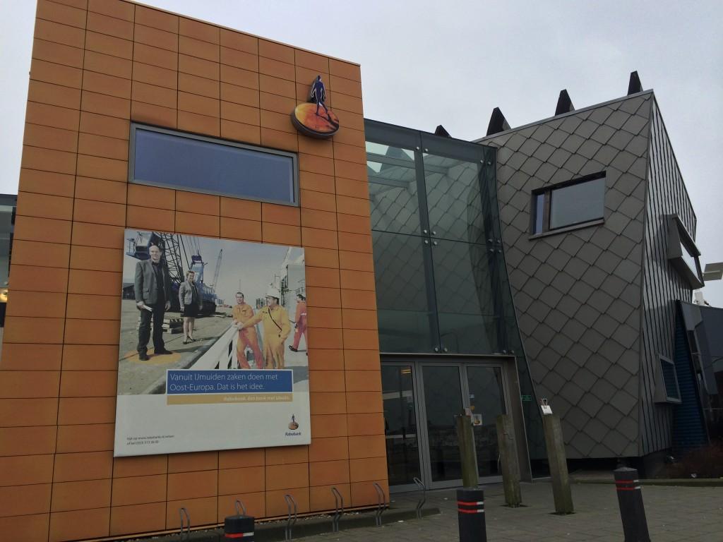 Rabobank IJmond terug naar de Dokweg