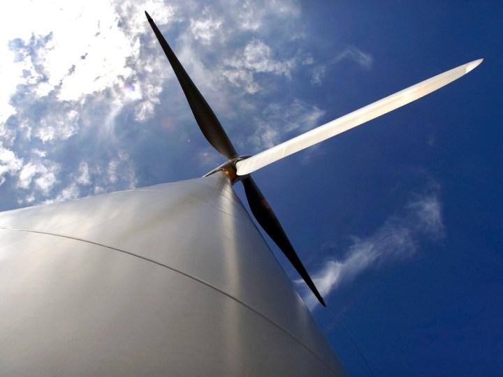 Mogelijk windmolens in Noordzeekanaalgebied