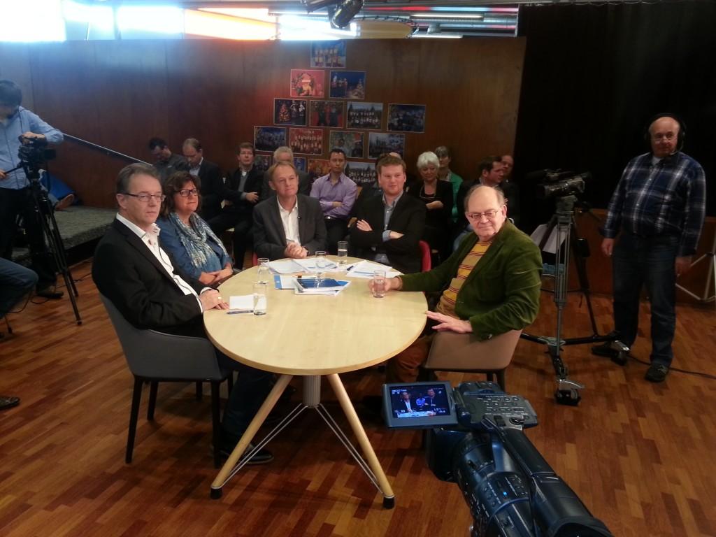 Zaterdag weer RTV Seaport Raadsplein Café