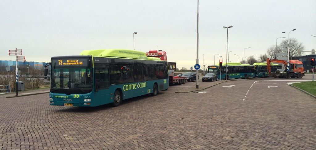 Snelbus naar Haarlem verdwijnt
