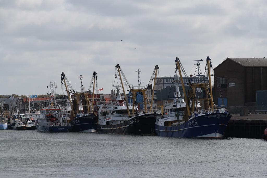 [video] Diefstal in haven IJmuiden kost Urker 40.000 euro