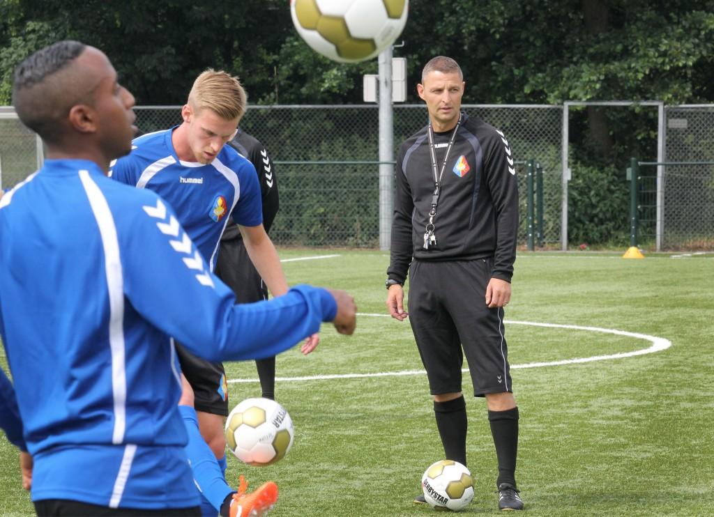 Na MVV volgt Almere City