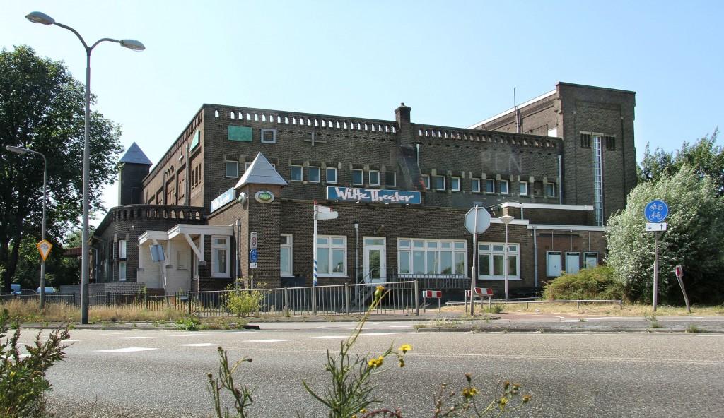 Witte Theater wordt hotel met skybar en Spa Welness