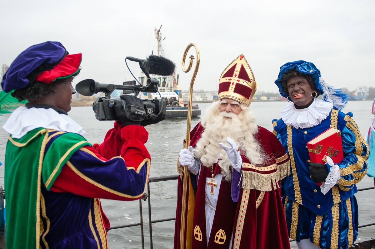 IJmuiden laat Zwarte Piet ongemoeid
