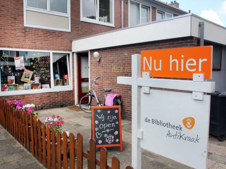 Bibliotheek Velsen-Noord verhuisd