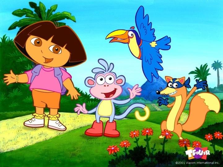 Reddingsbrigade 'redt' Dora-pop uit zee