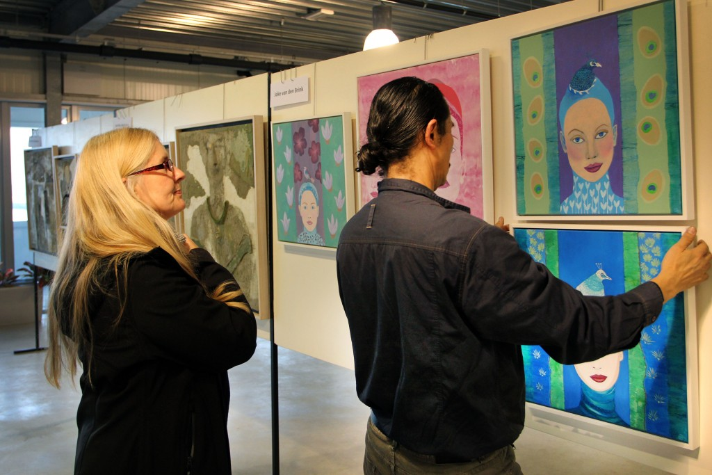 Opbouw ART IJmuiden