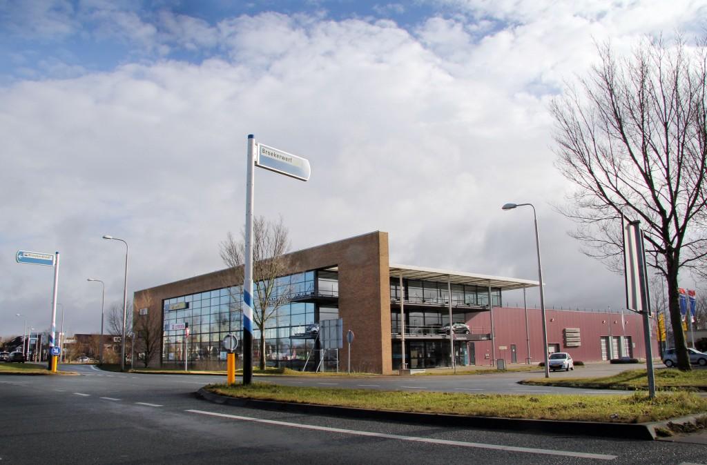 Motorhuis Velserbroek definitief dicht