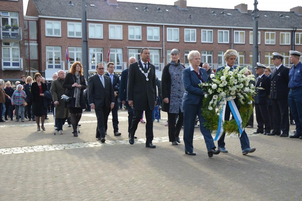 04-05-2015 Stadhuis Herdenking4