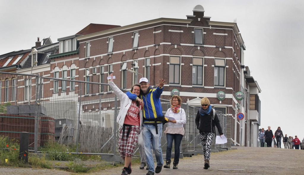 In beeld: Vissenloop IJmuiden