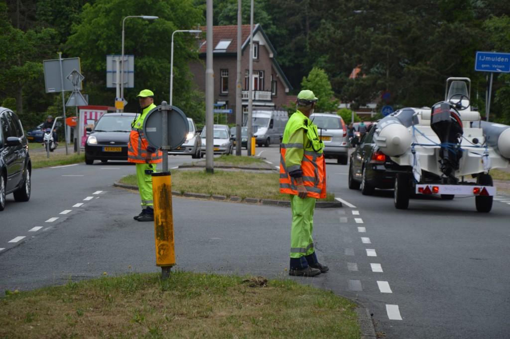 13-06-2015 verkeerschaos  ijmuiden-driehuis05
