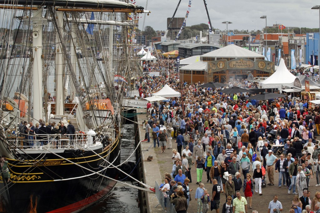 Havenfestival IJmond dit jaar in juni