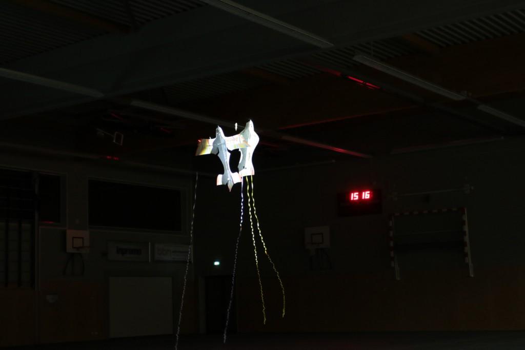 Modelvliegshow Opening De Ring Zeewijk