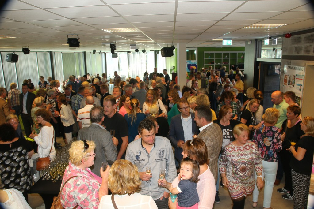 Opening Brede School Velsen-Noord