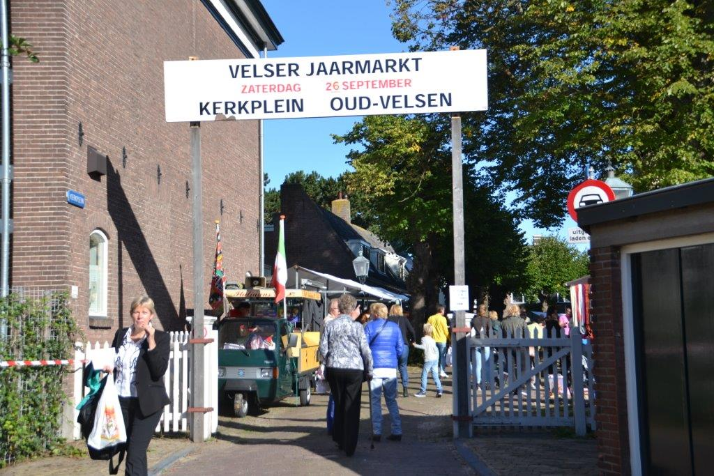 Jaarmarkt Oud-Velsen