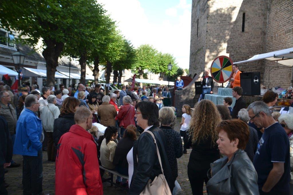 In beeld : Jaarmarkt Oud-Velsen