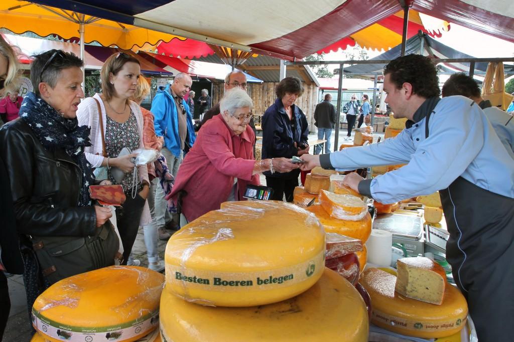 In beeld : Boerenmarkt Santpoort