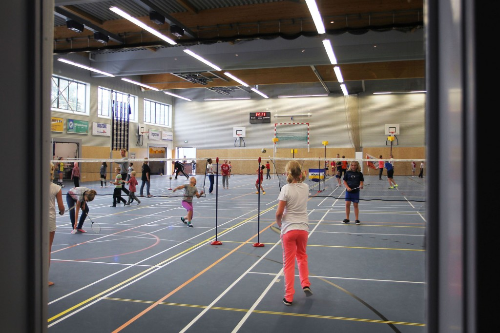 Open dag Sportcomplex de Ring