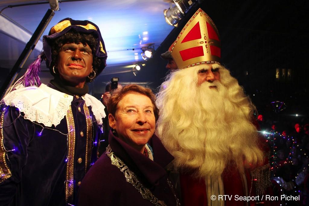 Intocht Sinterklaas IJmuiden