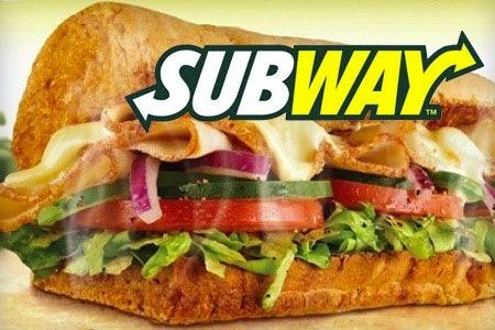 Broodjeszaak Subway naar IJmuiden