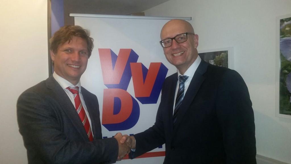 Martin Noorman nieuwe voorzitter VVD