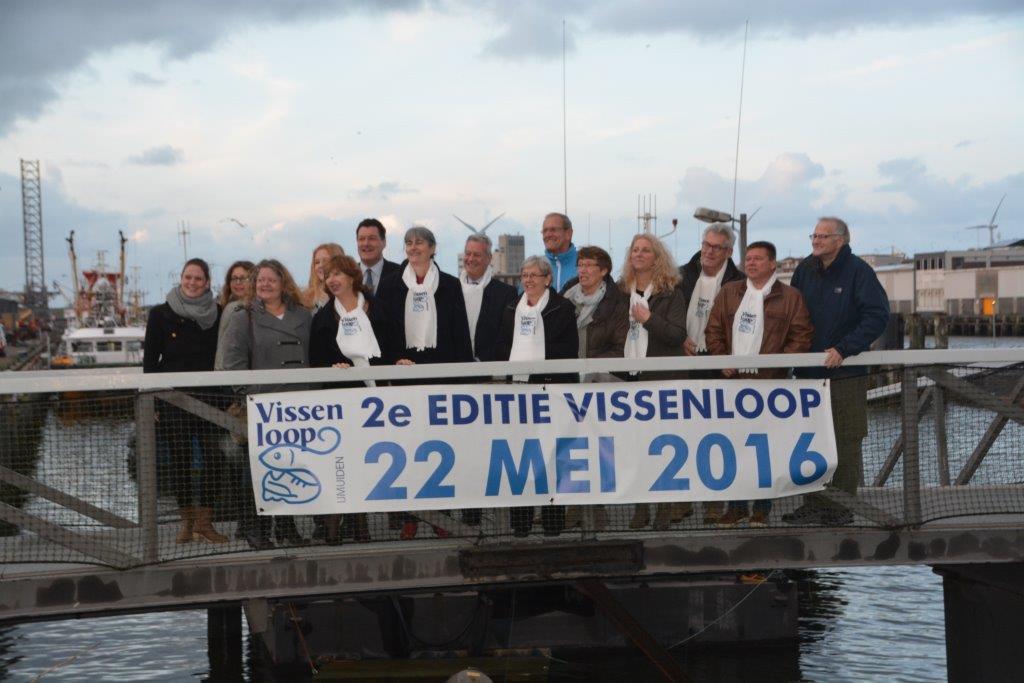 Vissenloop IJmuiden komt terug