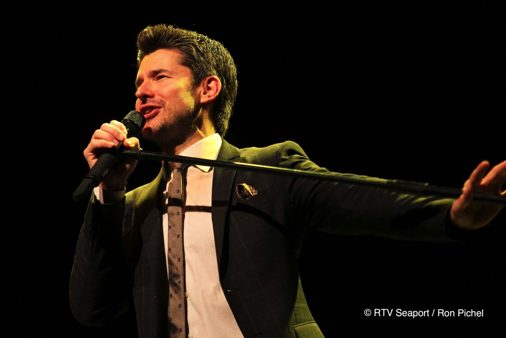 Matt Dusk live in Velsen