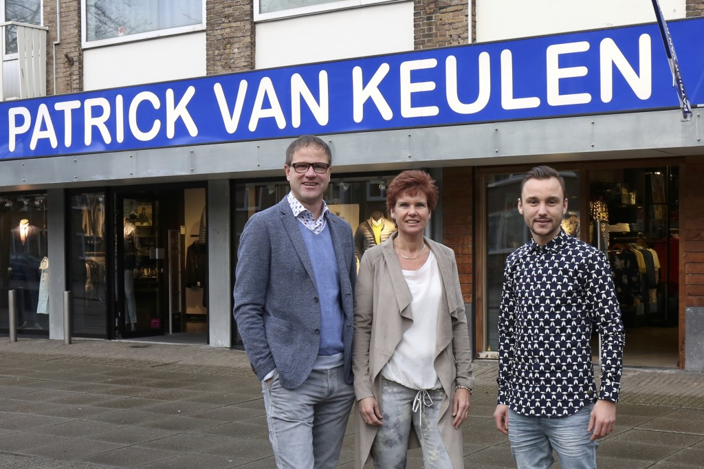 Van Keulen heropent vernieuwde winkel