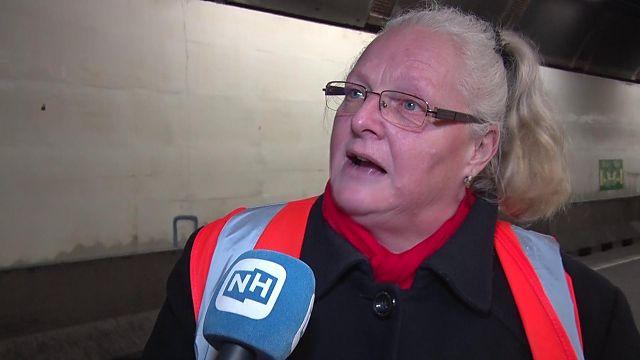 """Bewoners welkom in tunnel: """"Heel gaaf!"""""""