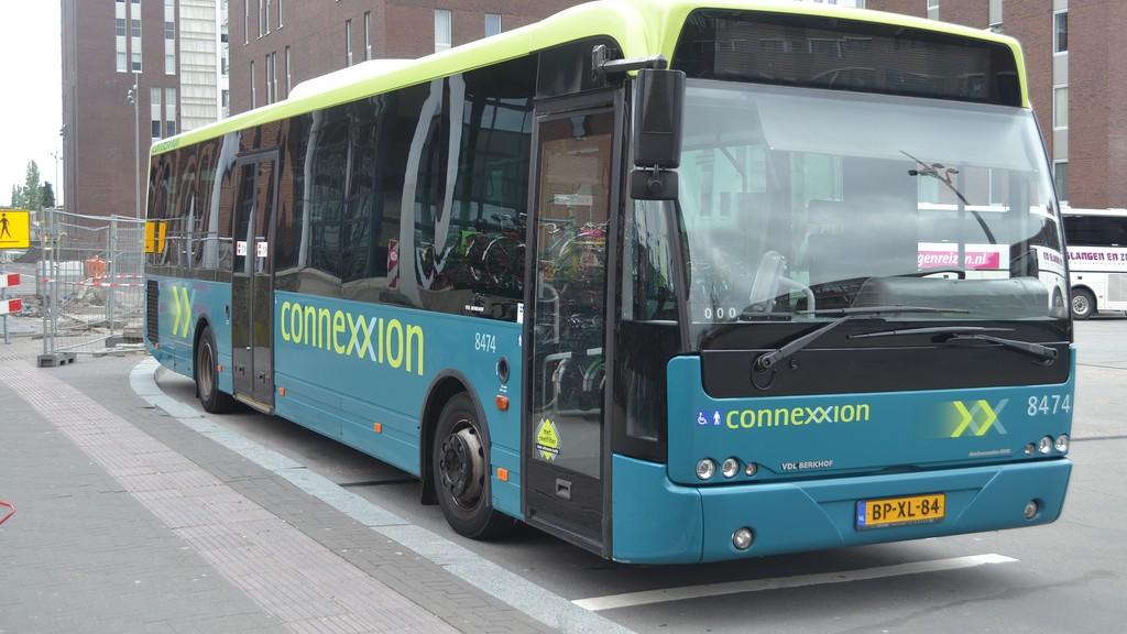 Connexxion wijzigt buslijnen