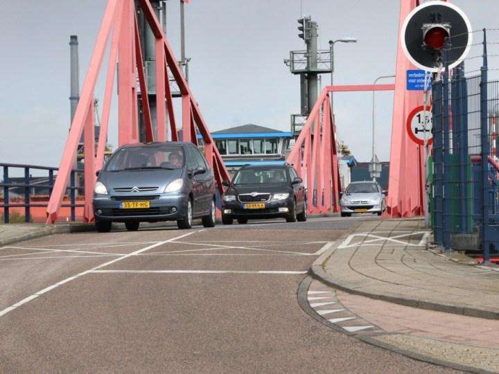 Sluizenroute enkel open voor fietsers, gemeente teleurgesteld