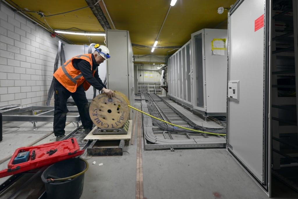 Velsertunnel Werkzaamheden