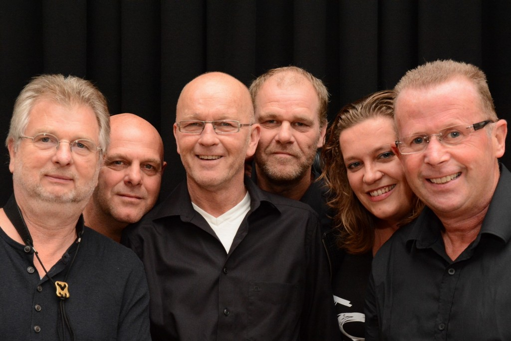 10 jaar coverband LEFF