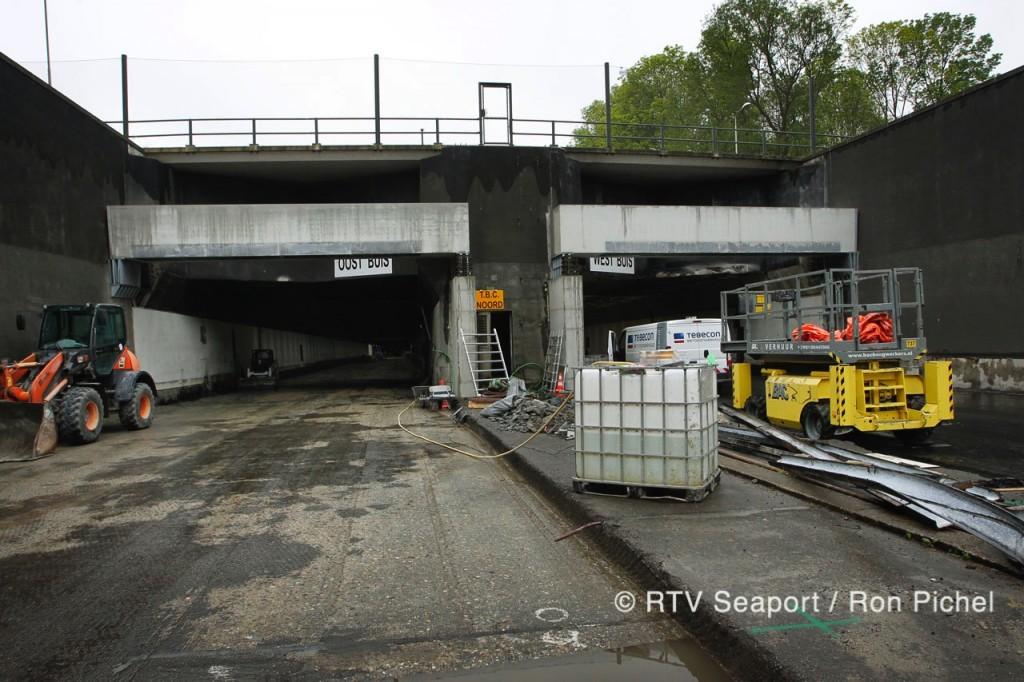 Velsertunnel - Werkzaamheden - Renovatie