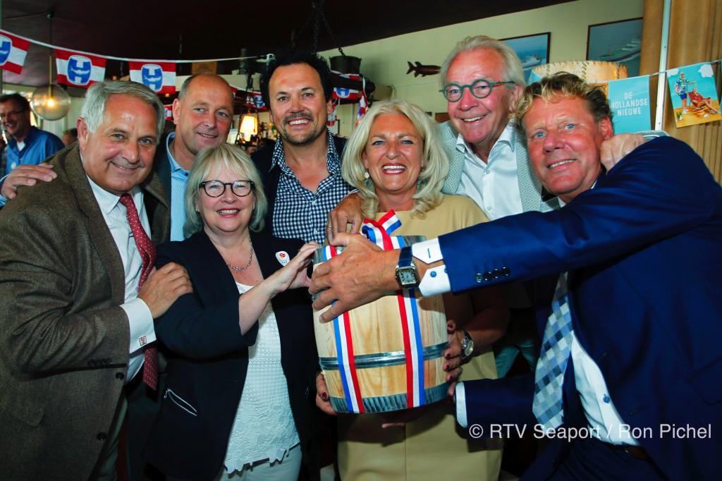 Haringparty levert  50.000 euro op