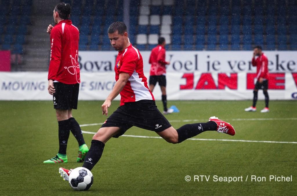 Telstar - Eerste training  - Seizoen 2016-2017