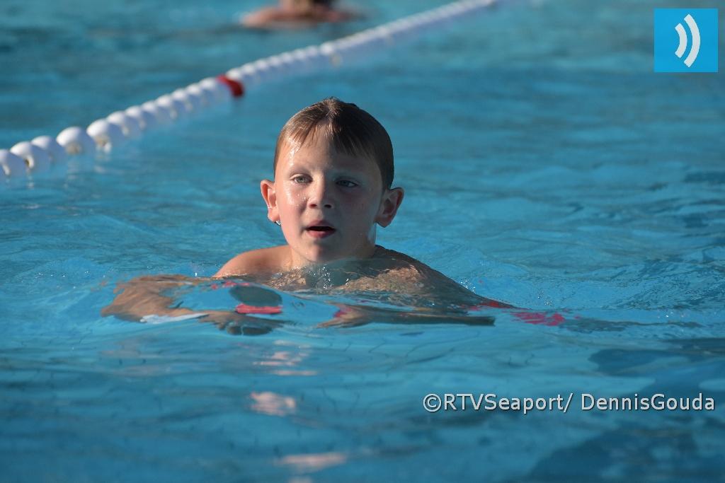Eerste dag Zwem4daagse (3)