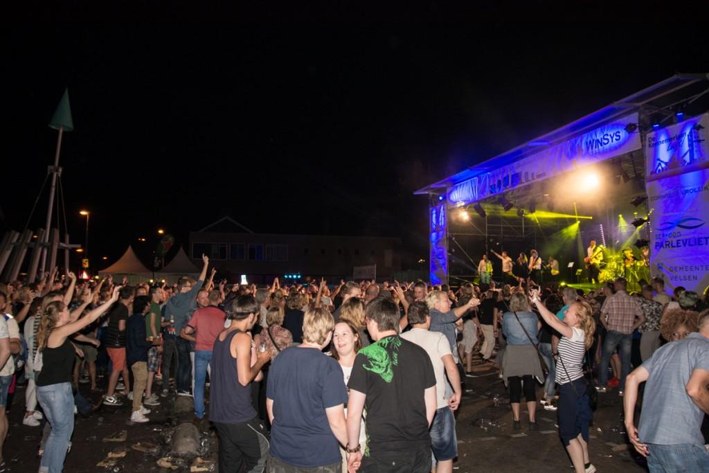 Zomerfestival IJmuiden - Kennemerlaan Leeft