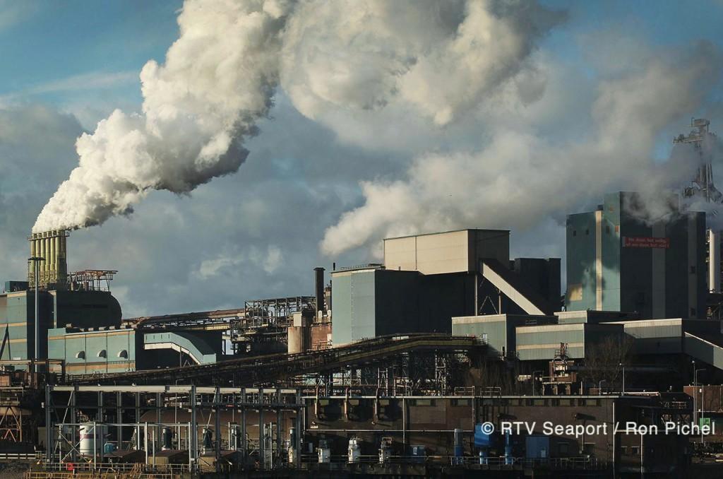 IJmond baalt van te hoge uitstoot Tata