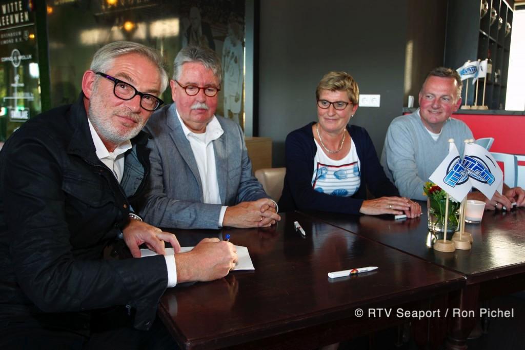 Ondertekening - Stappenplan - Telstar -Dales
