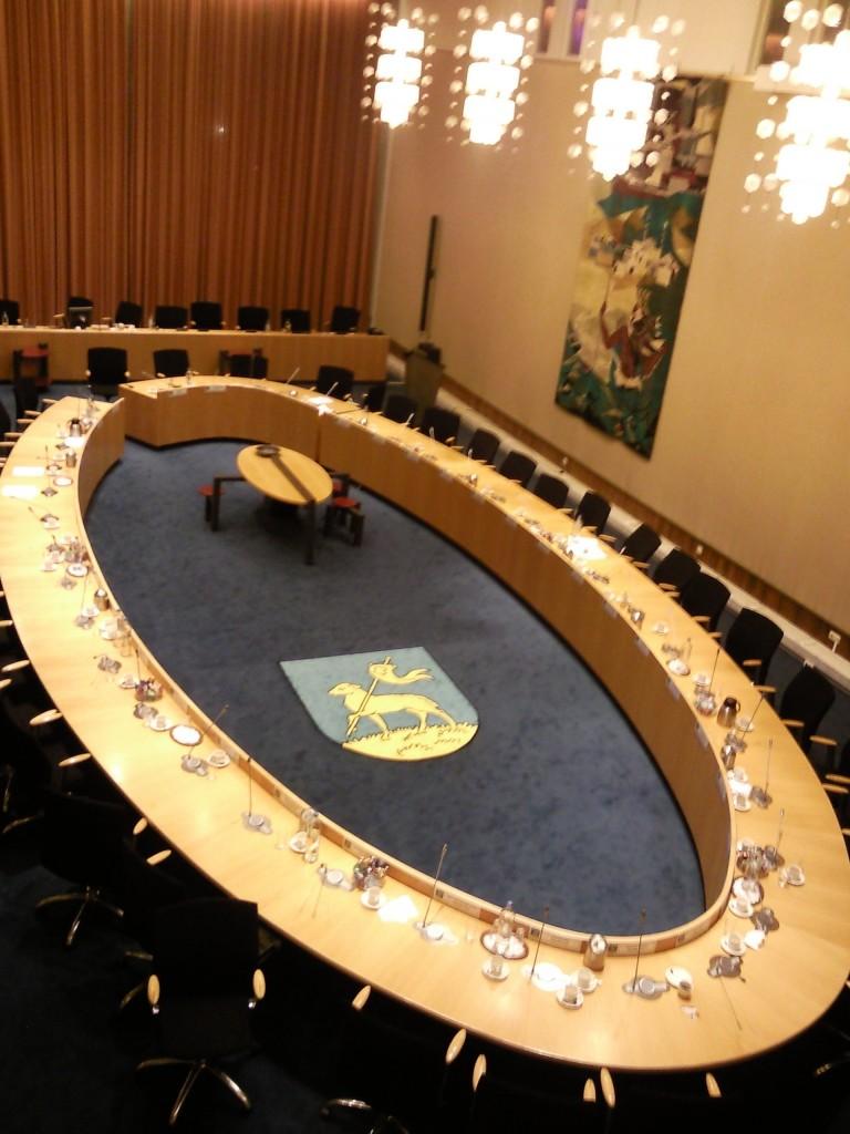 Eerste aanzet Raadsakkoord tijdens live-uitzending