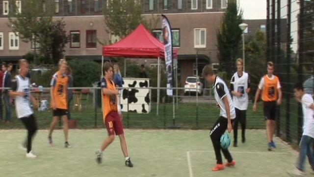 Eerste voorronde Street League in Velserbroek